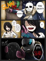 Christmas Special: Short-skele bro is here[Page 9] by CNeko-chan