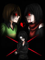 Demon Reborn Arc [The Beginning of Chara Dreemurr] by CNeko-chan