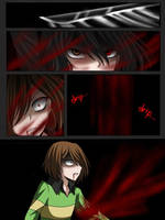 Demon Reborn Arc:Chara wasn't ARMED enough[Page 2] by CNeko-chan
