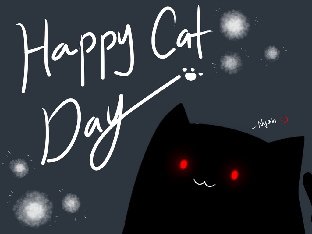 HAPPY NEKO DAY by CNeko-chan