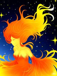 Flame Princess [Adventure Time] by CNeko-chan