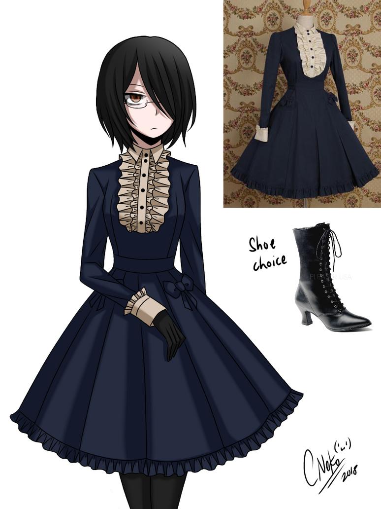 time for Victorian Lolita fashion by CNeko-chan