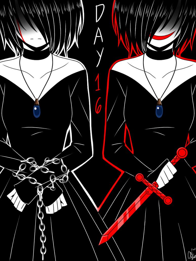 Inktober Day 16: Knife by CNeko-chan