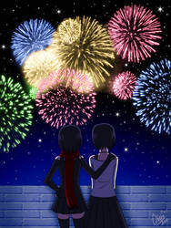 The Start of a New Year by CNeko-chan