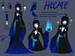 Hecate Goddess of Magic [MAKARIA Extras]