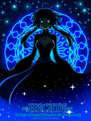 Sorceress of the Night Sky [MAKARIA Bonus Art] by CNeko-chan