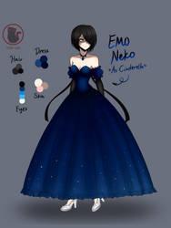 Emo Neko [Disney Cinderella/Into the Multiverse]