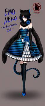 Emo Neko [Alice in Wonderland/Into the Multiverse]