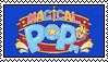 Magical Pop'n Title Stamp by NightBlueSky