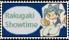 Rakugaki Showtime Stamp by NightBlueSky