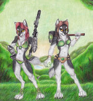 Double Trouble by Specter1099
