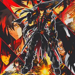 Collage de Raven Veteran Comander by BlackShadowEditions