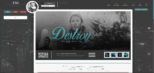 Search n destroy 2 by Lizilou03