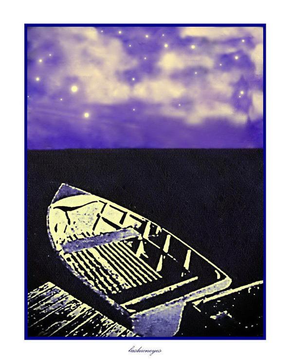 night sailing by fashioneyes