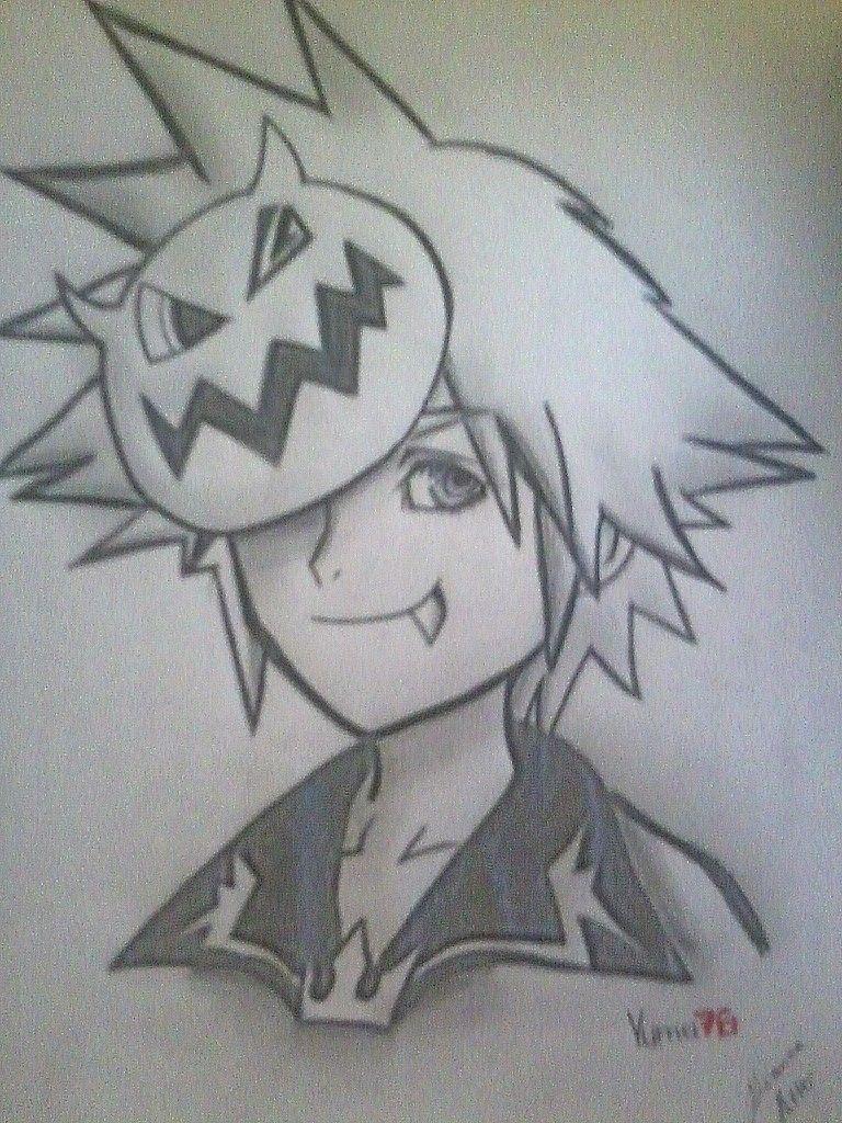 Halloween Town Sora (Kingdom Hearts) by Yuma76