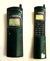Nokia 8110i - The Matrix Phone by Redfield-1982