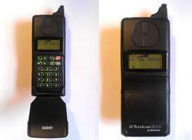 Motorola MicroTAC 5200 - Telekom D1 Version by Redfield-1982