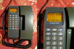 ORBITEL 863 - Bag Cell Phone From 1991