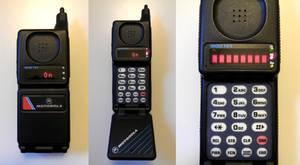 Motorola MicroTAC 9800X by Redfield-1982
