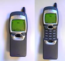 Nokia 7110 by Redfield-1982