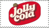 Jolly Cola - Stamp by Redfield-1982