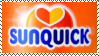SUNQUICK - Stamp by Redfield-1982