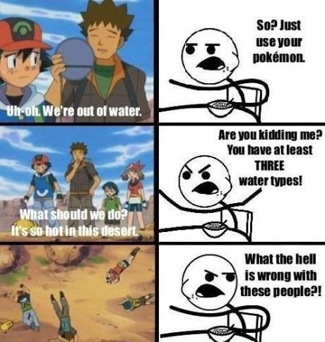 Funny Pokemon Comic :P by SnitzelDog