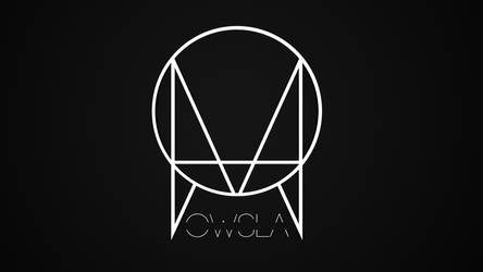 OWSLA Logo Wallpaper