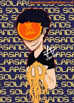SolarSands Fanart