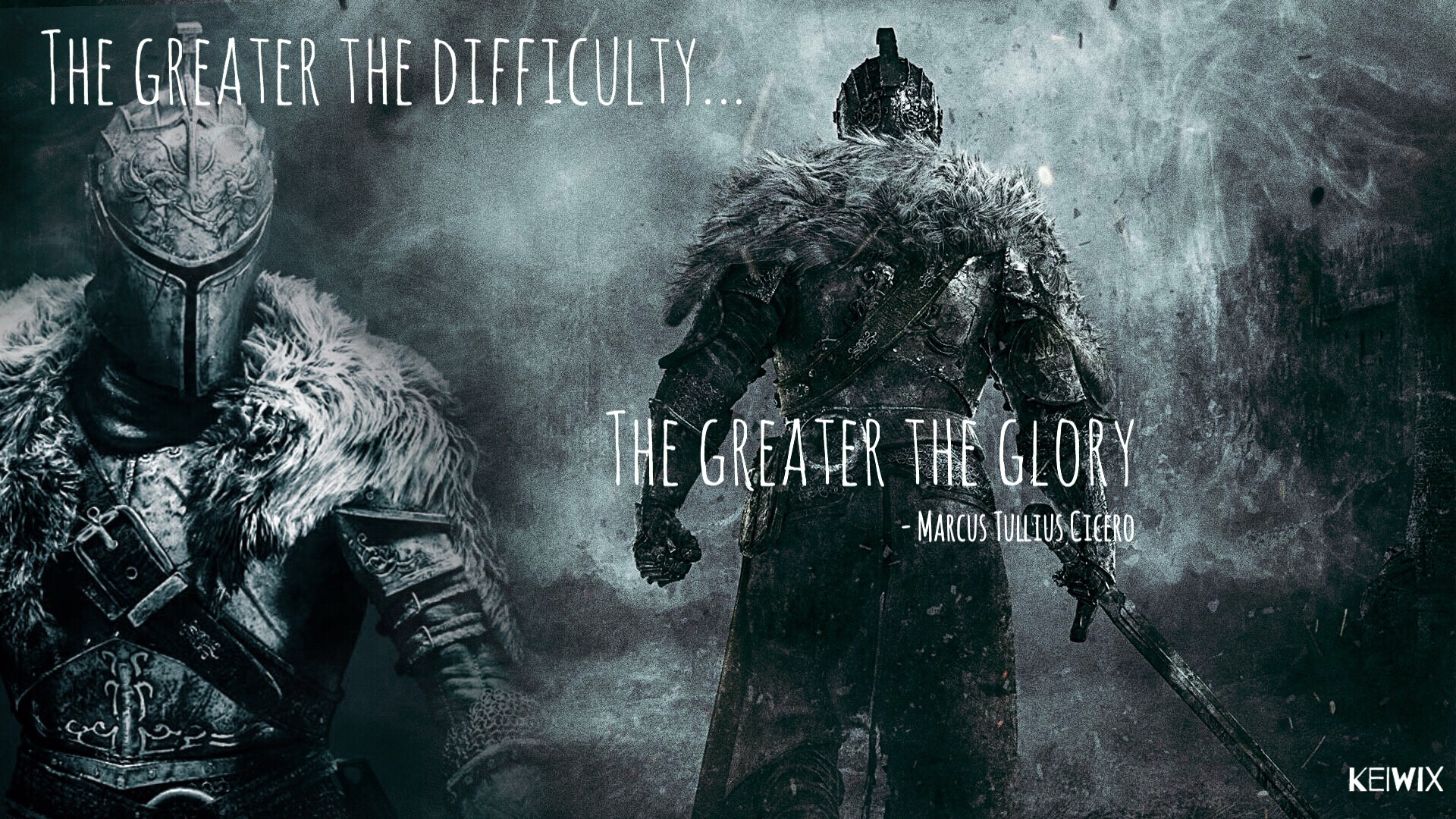 Quotes About Dark Souls: Dark Souls 2 Wallpaper By Keiwix On DeviantArt