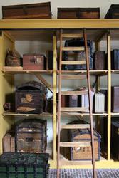 Suitcases by jinterwas