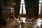 Royal waiting room