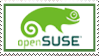 .:: openSUSE Stamp ::. by FabiFox