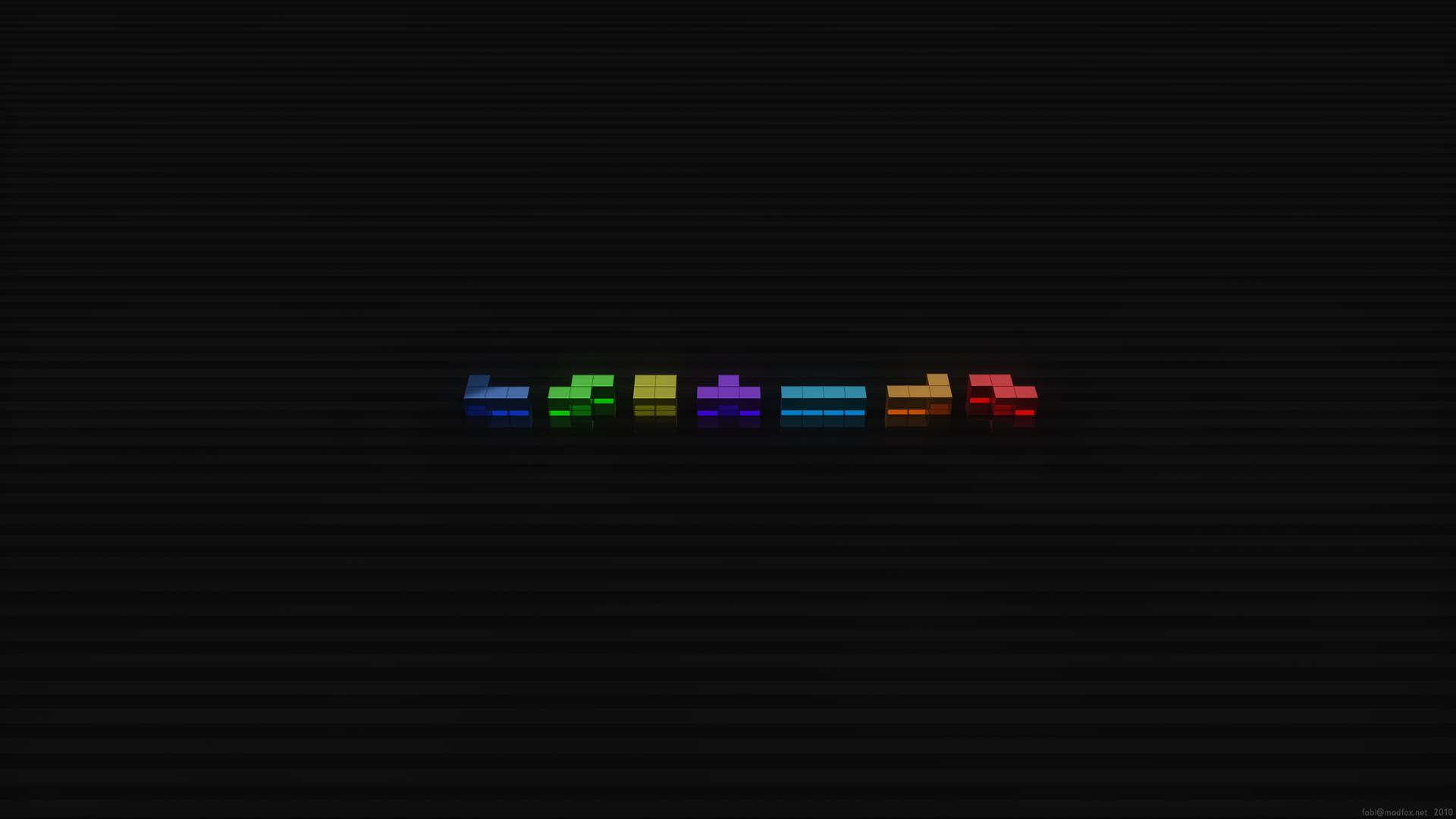 tetris 3d v2 wallpaper by fabifox on deviantart