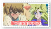 Polarshipping Stamp by FalteringIncarnation