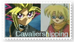 Cavaliershipping Stamp by FalteringIncarnation