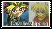 Cavaliershipping Stamp by FalteringIncarnation
