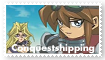 Conquestshipping Stamp by FalteringIncarnation