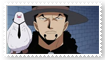 Lucci Stamp by FalteringIncarnation