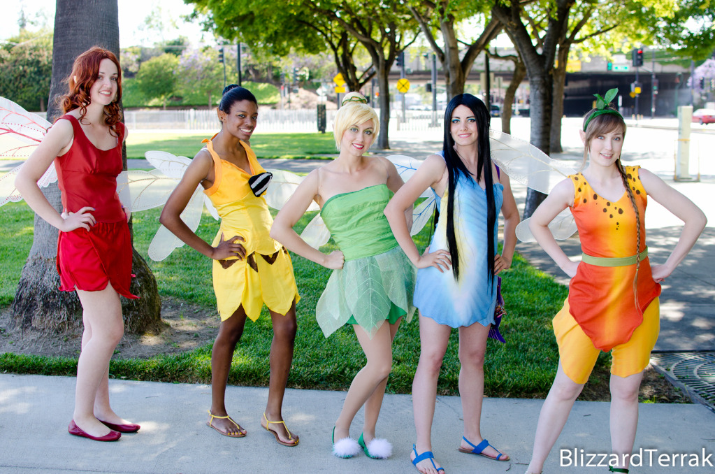 Disney fairy costumes adults