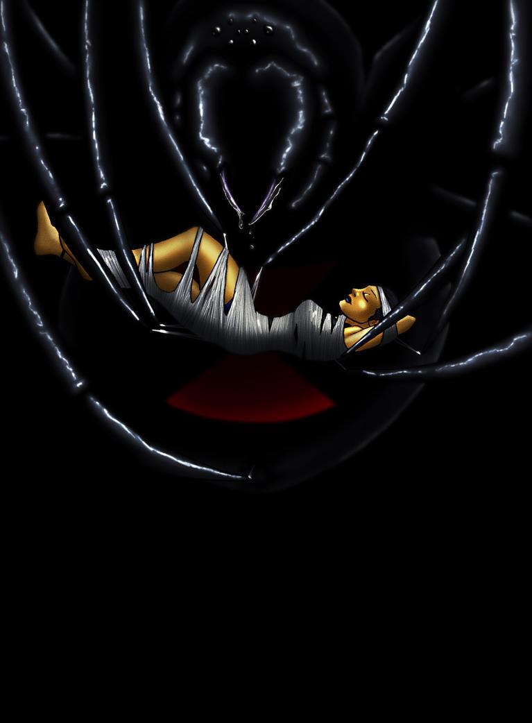 Arachnophobia by BlondinFrenchTouch