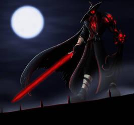 What if ? Darth Vader in Bloodborne