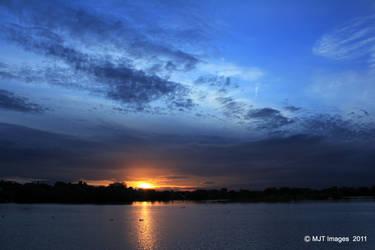 As The Sun Sets by MichaelJTopley