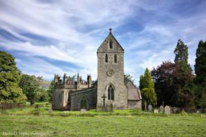 Ilam Church by MichaelJTopley