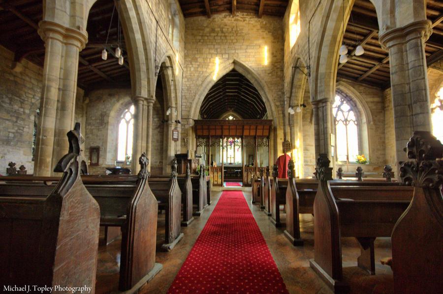 Hoby Church by MichaelJTopley
