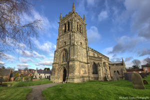 Wymeswold Church by MichaelJTopley