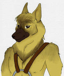 Portrait of Bane