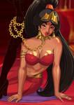 Disney Girls - Prisoner Jasmine