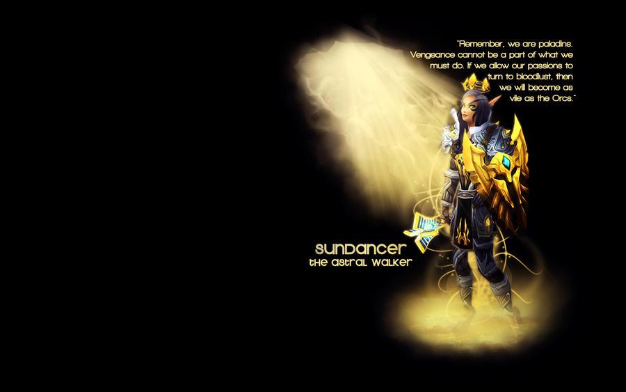 Sundancer Wallpaper by maybenotquiteasheavy