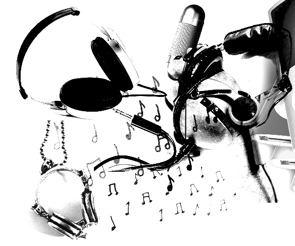 Music-ish Brushes